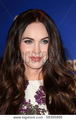 Megan Fox at the 70th Annual Golden Globe Awards Nominations Announcement,  Beverly Hilton, Beverly Hills, CA 12-13-12