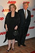 Kathy Bates and Martin Sheen at AARP The Magazine's 2007 Movies For Grownups Awards. Hotel Bel-Air,