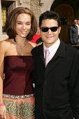 Susie Sprague and Corey Feldman at 2006 Safari Brunch Fundraiser For The Wildlife Waystation. Playbo