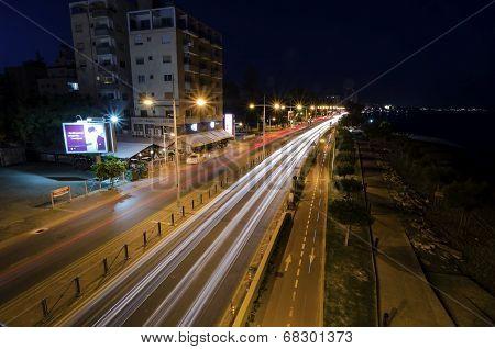 Limassol Seafront Promenade, Cyprus
