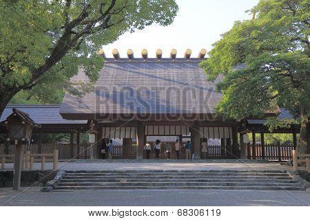 Atsuta Shrine Nagoya Japan