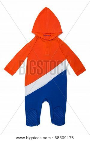 Baby Clothes Hoody Holland