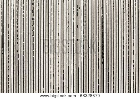 Strips From Soapsuds On A Beige Background