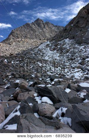Sierra Nevada Rocks