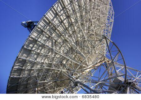 Satellite Telescope Dish