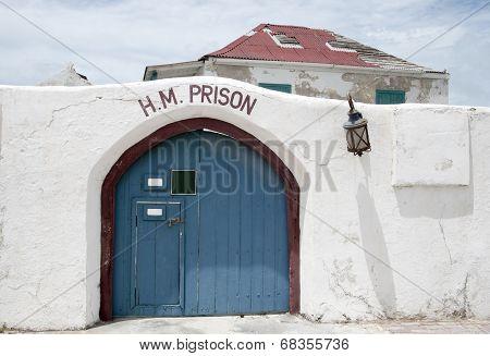 Caribbean Prison