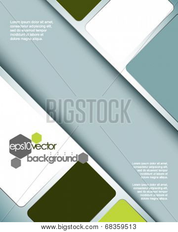 eps10 vector spacious abstract concept background