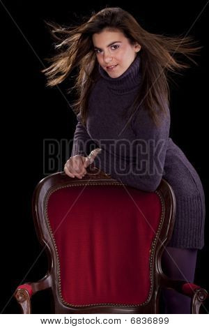 Provocative Chair
