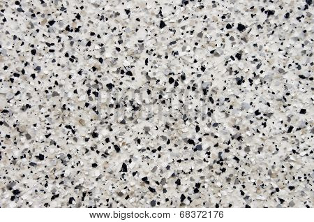 Ground Flint Stone Look, Background