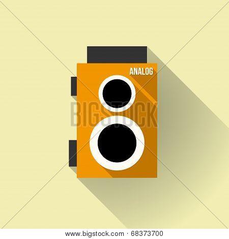Tslr Analog Film Retro Camera