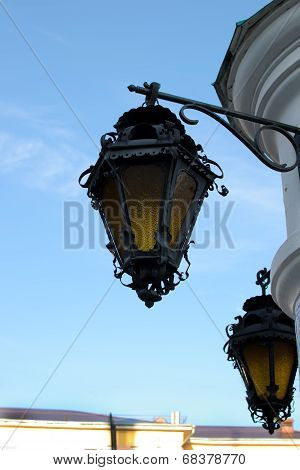 Lights In The Old Style