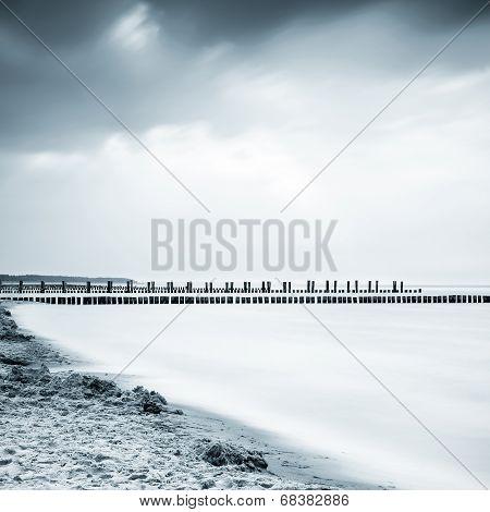 Baltic Sea, Zingst, Germany