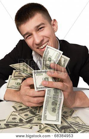 Money Dollars Wealth Millionaire