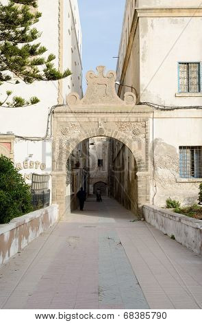Archway Morocco