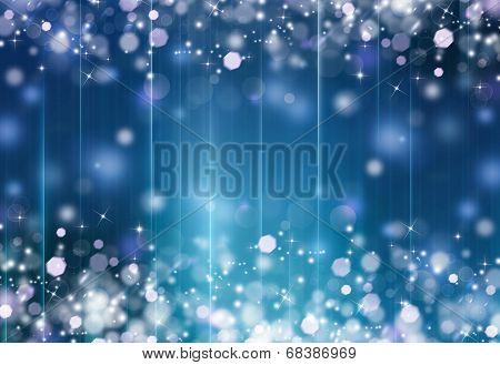 Beautiful festive fantasy