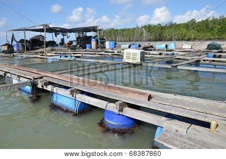 Kelong, Offshore Platform