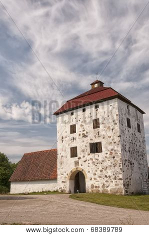 Hovdala Castle Gatehouse