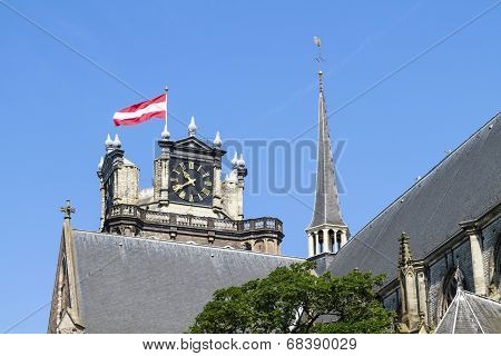 Impossing Dordrecht Cathedral