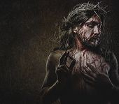 stock photo of calvary  - jesus - JPG