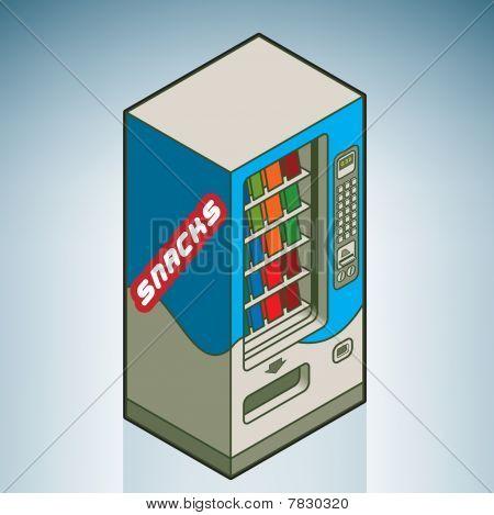 Street Vending Machine