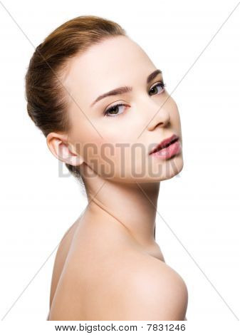 Beauty Woman Face