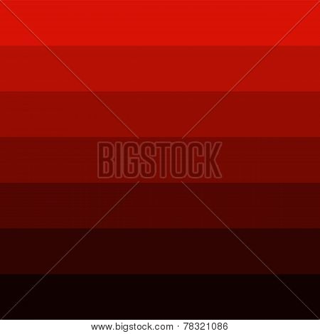 Red Background with Transition