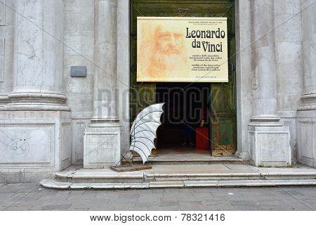 Leonardo Da Vinci Exhibitions