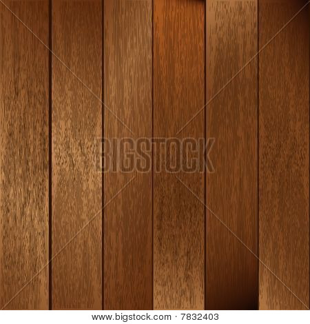 Wooden Planks Background