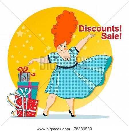 discounts. Sale.