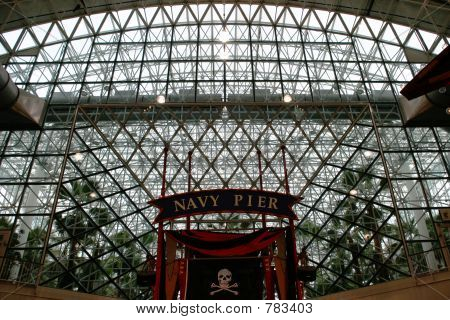 Chicago - Navy Pier Ceiling