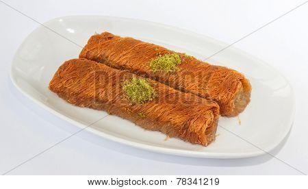 Turkish Sweet Dessert