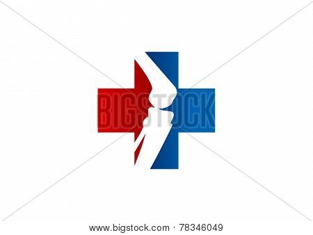 cross pharmacy orthopedic logo
