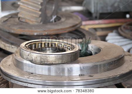 Various Spare Parts For The Repair