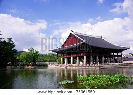 Palace of Korea