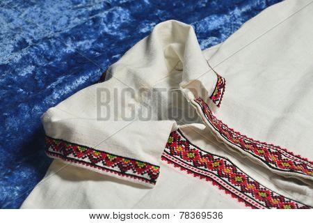 National Ukrainian Shirt