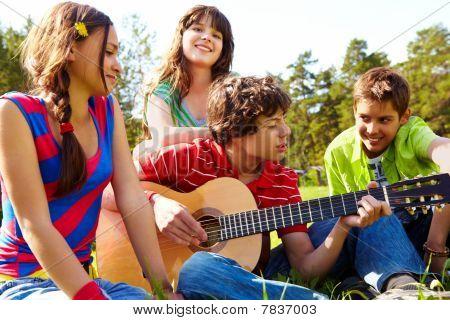 Musical Entertainment