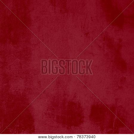 Red grunge stone background
