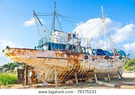 The Fishing Ship