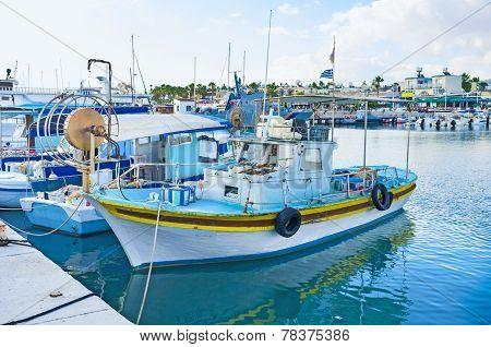 The Fishing Harbor