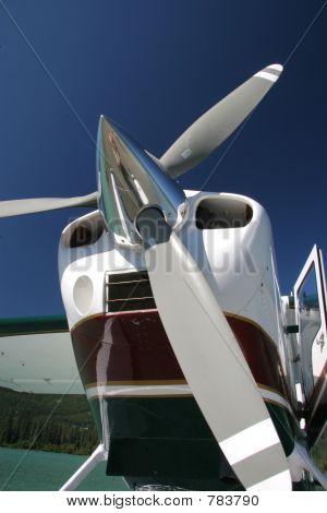 Floatplane Prop
