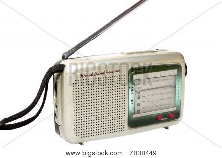 pocket shortwave radio