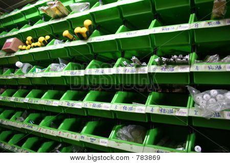 Asian hardware