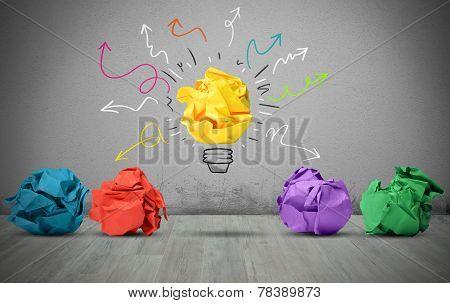 Paper Idea