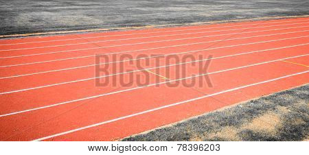 Track And Field For Running