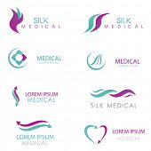 pic of arrow  - Design Elements Logos Set - JPG
