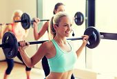 stock photo of cheer-up  - fitness - JPG
