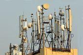 foto of telecommunications equipment  - Telecommunications equipment  - JPG