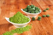 picture of chlorella  - Detox - JPG