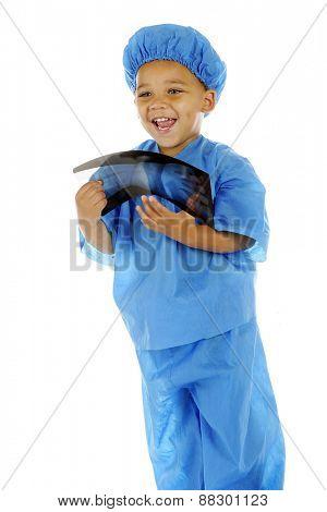 A biracial preschool