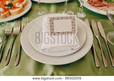 Wedding Plates
